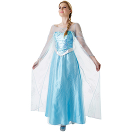 Womens Elsa Frozen Costume