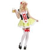 Disfraz de Octoberfest girl talla grande