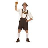 Disfraz de bávaro alemán para hombre