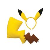 Kit disfraz Pikachu Pokémon para niño