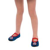 Zapatos Capitán América para niña