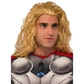 Peluca Thor Vengadores: La Era de Ultrón para adulto