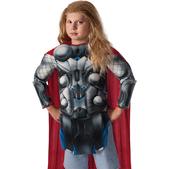 Peluca Thor Vengadores: La Era de Ultrón para niño