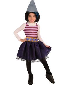 Disfraz de Vexy Los Pitufos para niña
