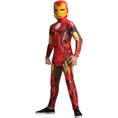 Disfraz de Iron Man Marvel Vengadores para niño