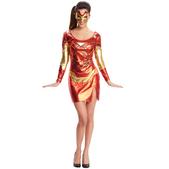 Vestido disfraz Rescue Marvel para mujer
