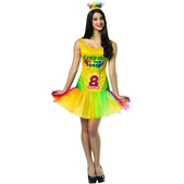 Disfraz Crayola para mujer