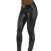 Leggins Viuda Negra Marvel para mujer