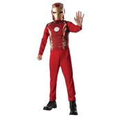 Disfraz de Iron Man Los Vengadores La Era de Ultrón classic para niño