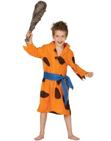 Disfraz de Pedro pica piedras para niño