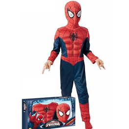 Disfraz de Ultimate Spiderman para niño en caja