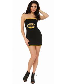 Vestido disfraz de Batgirl sexy para mujer