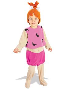 Disfraz de Pebbles Los Picapiedra para niña