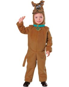 Disfraz de Scooby Doo deluxe para niño
