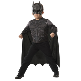 Kit disfraz de Flash musculoso para niño