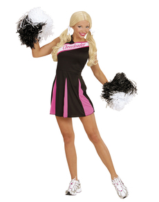 Disfraz de cheerleader para mujer