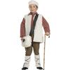 Disfraz de pastor ovejero para niño