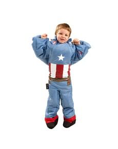 Saco de dormir Capitán América Selk'Bag para niño