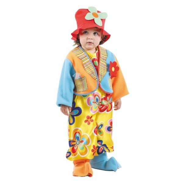 Disfraces de payasos y circo para bebés: Comprar online - Funidelia
