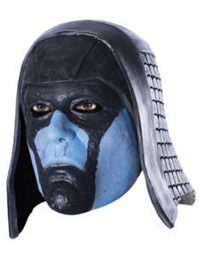 Máscara Ronan el Acusador Guardianes de la Galaxia deluxe para adulto