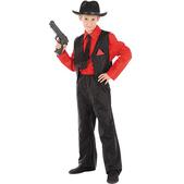 Disfraz de gángster para niño