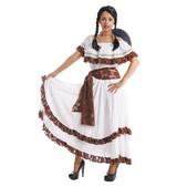 Disfraz de mejicana ranchera