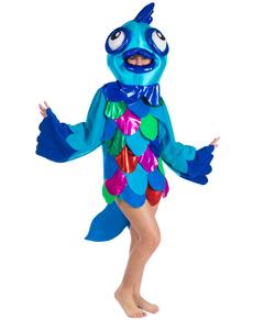 Disfraz de pez besugo para adulto