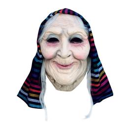 Máscara Old Lady Halloween