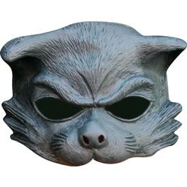Máscara Half Mask Catty Halloween
