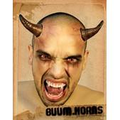 Maquillaje Buum Horns halloween