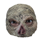 Máscara Half Mask Mummy Halloween