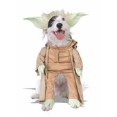 Déguisement de Yoda pour chien