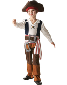 Disfraz de Jack Sparrow infantil