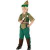Disfraz de Peter Pan niño