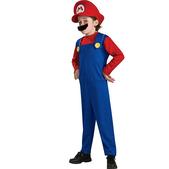 Costume de Super Mario Bros garçon