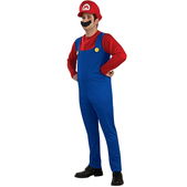 Disfraz de Super Mario Bros