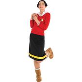 Disfraz de Olivia de Popeye