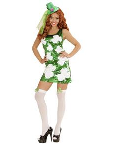 Disfraz de chica irlandesa sexy para mujer