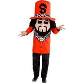 Disfraz de dollar man
