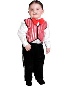 Disfraz de cabaretero bebé