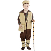 Costume de berger pour garçon