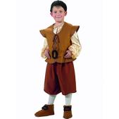 Costume d'écuyer pour garçon