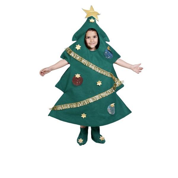 Disfraz de árbol de navidad infantil: comprar online