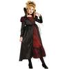 Disfraz de vampiresa de transilvania niña