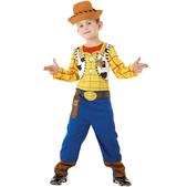 Fato de Woody de Toy Story para menino