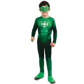 Disfraz de Linterna Verde niño