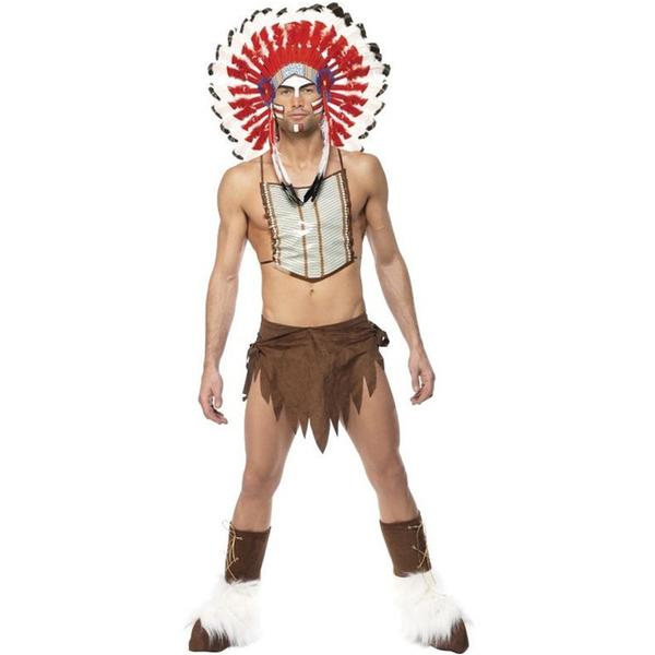 Disfraz de Village People: Indio: comprar online