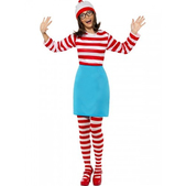 Costume de Félicie de Wally