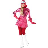 Disfraz de Penelope Glamour: Los Autos Locos