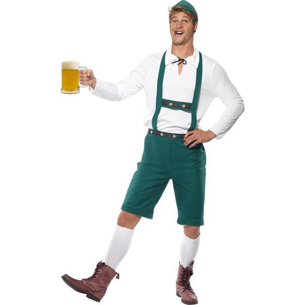 Servicio alemán disfraz
